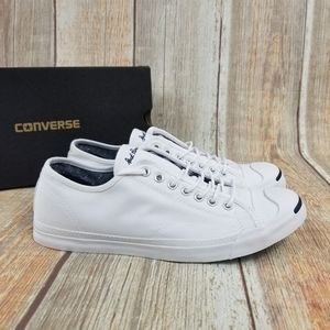 Converse Jack Purcell White Sneakers